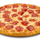 Lukewarm Pizza